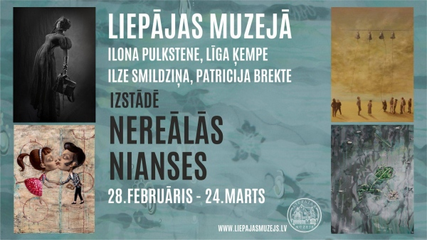 28 february - 24 march 2019 liepaja museum : latvia